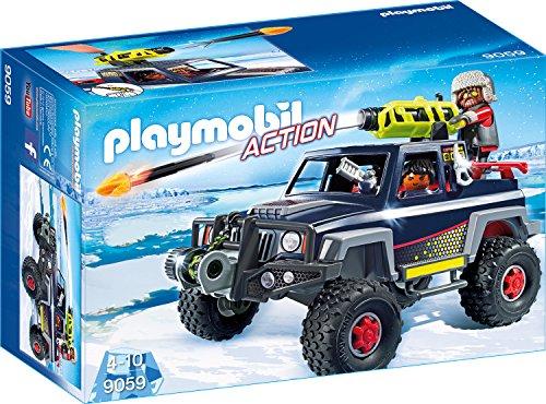Preisvergleich Produktbild PLAYMOBIL 9059 - Eispiraten-Truck