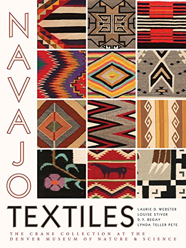 Kostüm Denver - Navajo Textiles: The Crane Collection at the Denver Museum of Nature and Science (English Edition)