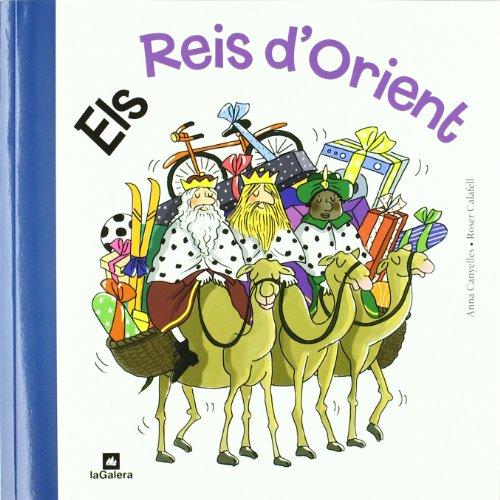 Els Reis D'Orient (Tradicions) por Anna Canyelles