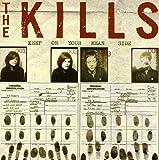 """THE KILLS Keep On Your Mean Side (2003 UK 12-track CD picture sleeve WIGCD124)Parmi l'incroyabe papardelle de groupes en """"The"""" célébrant un certain retour du rock'n'roll (The Libertines, The Strokes, The Vines, etc.: la liste est longue!) qui sévis..."""