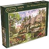 Jumbo - 611075 - Puzzle - Falcon - The Whitesmith Cottage - 1000 Pièces
