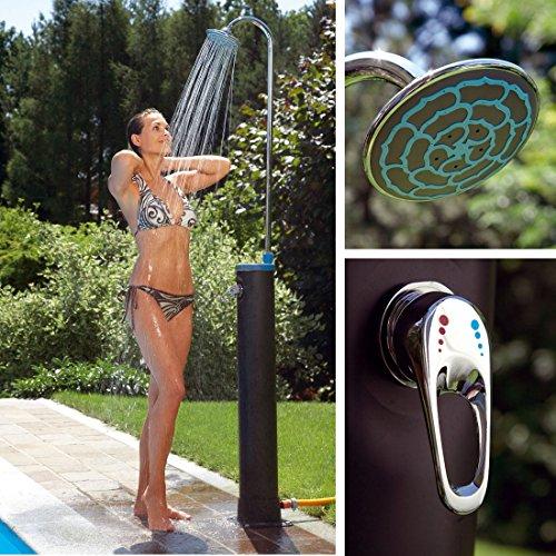 Solar-Gartendusche-39450