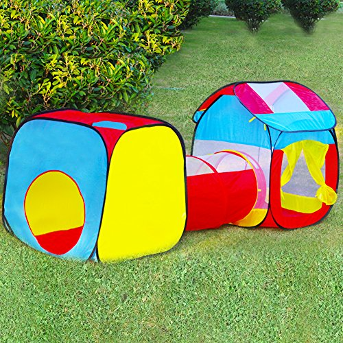 Tenda per bambini tunnel gioco bimbi casetta giardino for Casetta giardino bimbi usata