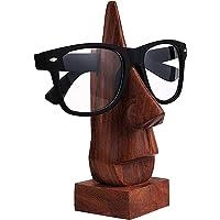 WhopperIndia Supporto per Occhiali in Legno, Porta Occhiali da Sole, Supporto per fermapelle, Supporto per specchi in…