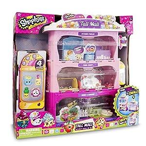 Shopkins - Playset el Mega Centro Comercial (Giochi Preziosi HPK24000)