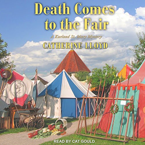 Death Comes to the Fair (Kurland St. Mary Mystery, Band 4)