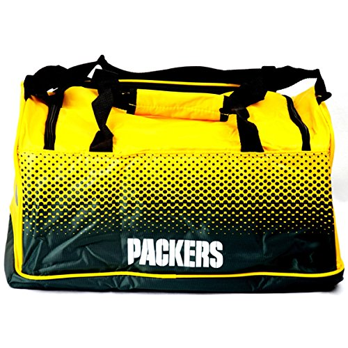 NFL Football GREEN BAY PACKERS HoldAll Fade Bag Tasche Sporttasche (Bag Bay)
