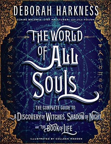 The World Of All Souls (All Souls Trilogy) por Deborah Harkness