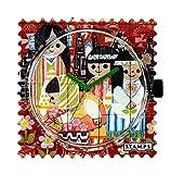 S.T.A.M.P.S. Stamps Horloge cadran des Andes Tile
