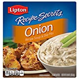 Lipton Recipe Secrets Onion Recipe Soup & Dip Mix 56.7g Box