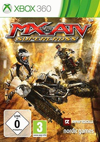MX vs. ATV Supercross (Spiel 360 Motorrad Xbox)