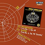 Mendelssohn: Trio No. 1, Op. 49 - Dvořák: Trio No. 4, Op. 90 'Dumky'