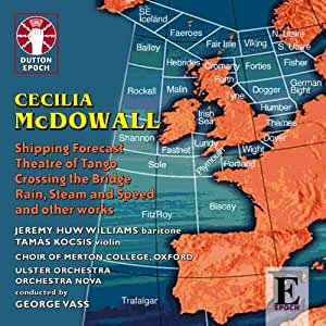 Mcdowall: Shipping Forecast