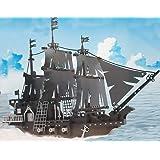 Nave dei pirati Black Pearl, 659 pezzi