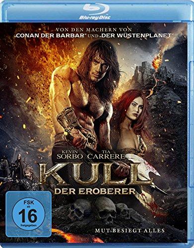 Bild von Kull - Der Eroberer - Lenticular Edition [Blu-ray]