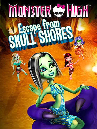 Image of Monster High: Escape From Skull Shores