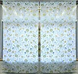 Pas Home Contemporary Summer Curtain- 85...