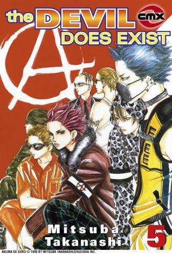 DEVIL DOES EXIST 05 por Takanashi Mitsuba