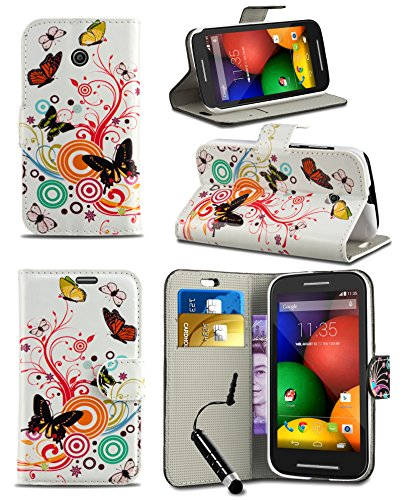 alcatel-one-touch-pixi-4-40-inch-4034-colourful-fun-printed-wallet-case-cover-creative-fresh-pattern