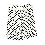 Titrit polka dot girls shorts