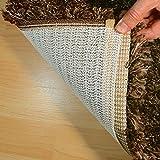 Haftplus Teppichunterlage Antirutschmatte • Haftet Ohne Zu Kleben • Rutschfest Zuschneidbar Größe 120 x 180 cm