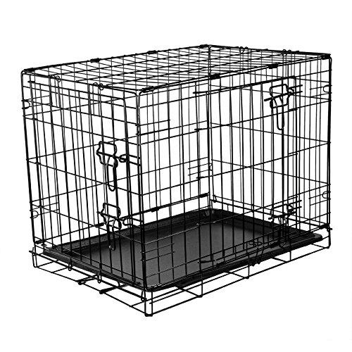 Artikelbild: RAC Tragekäfig für Hunde, flach zusammenklappbar, klein