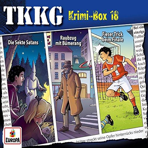 Tkkg Krimi-Box 18
