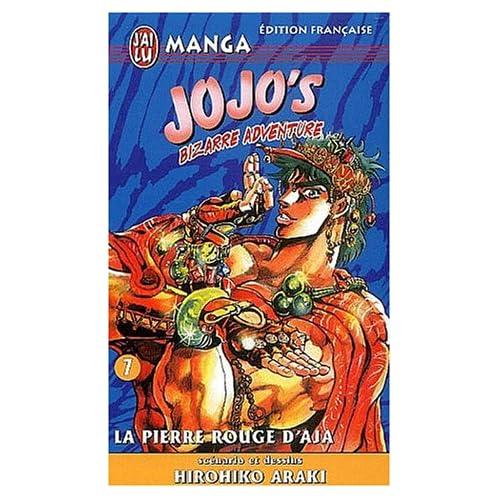Jojo's bizarre adventure, tome 7
