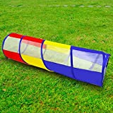 #6: PIGLOO® Pop up Play Tents Crawling Tunnel Tube Games Toy Indoor Outdoor for Kids,Toddlers