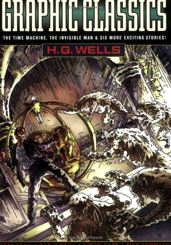 Graphic Classics: H. G. Wells (2nd Edition) (Graphic Classics (Eureka))