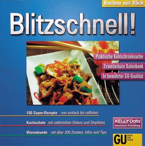Preisvergleich Produktbild Kochen mit Klick, CD-ROMs, Blitzschnell!, 1 CD-ROM