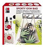 Marabu 171900090 - Fashion-Spray Kreativset Sporty Gym Bag
