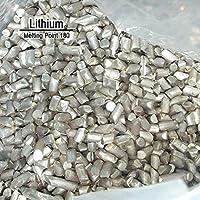 Argón sellado puro del elemento del metal del litio del pureza elevada del 99.9% - en botellas con la etiqueta