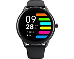 SoundPEATS Smart Watch for Men Women New Upgraded, 13 Sports Modes Smartwatch Compatible with iPhone Android Phones, Large To