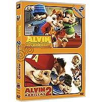 Pack Alvin y Las Ardillas + Alvin y las Ardillas 2