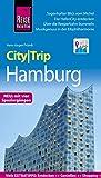 Reise Know-How CityTrip Hamburg: Reiseführer mit Stadtplan, 4 Spaziergängen und kostenloser Web-App