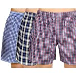 New Elegant Men's Check boxer shorts with elasticated Waistband available in different eye catching colors which not only look great, they feel comfortable too. These boxers are made with fine quality cotton check fabric.You will receive random color...