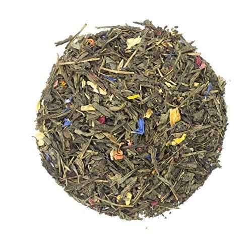 Ronnefeldt Morgentau – aromatisierter Grüner Tee, 5 x 100 g (500 g)