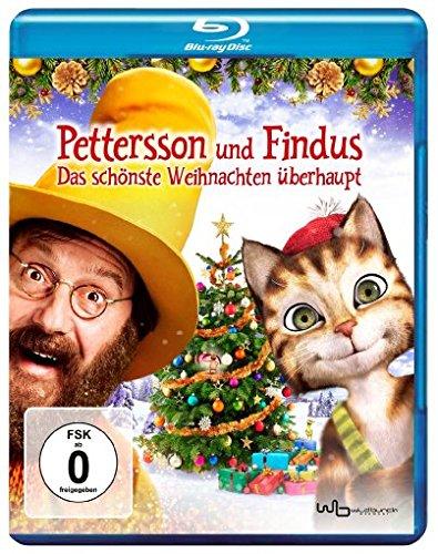 Pettersson & Findus  - Das schönste Weihnachten überhaupt [Blu-ray]