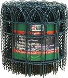 FS Rete di Recinzione 900 mm 25 m, Colore: Verde
