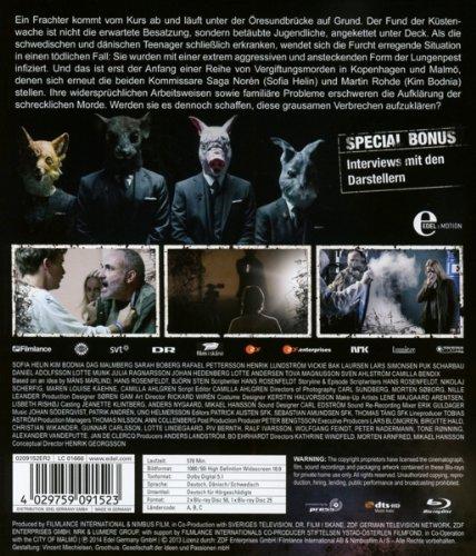 Die Brücke - Transit in den Tod - Staffel 2 [Blu-ray]: Alle Infos bei Amazon