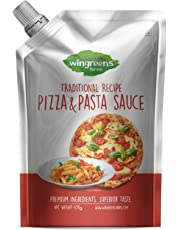 Wingreens Farms Pizza Pasta Sauce, 450 g