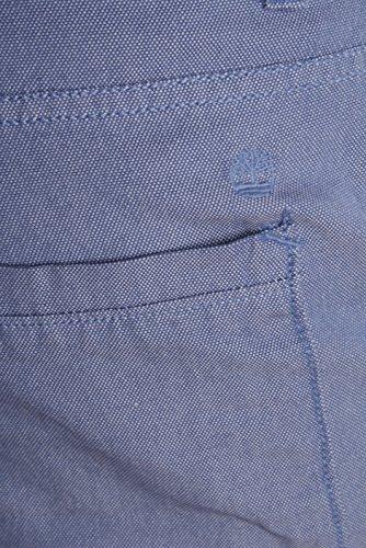 Timberland Pantaloncini Carnobie Lago Oxford 7145J Uomini Blu