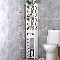 Meubles-lavabosMOOD.SC salle de bains toilettes toilettes plateau matelassée papier Enfilade Porte-serviettes de bain WC…