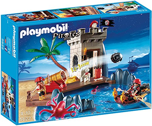 Playmobil - Set Club Piratas
