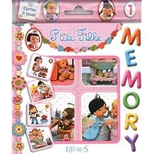 Memory P'tite fille : Volume 1