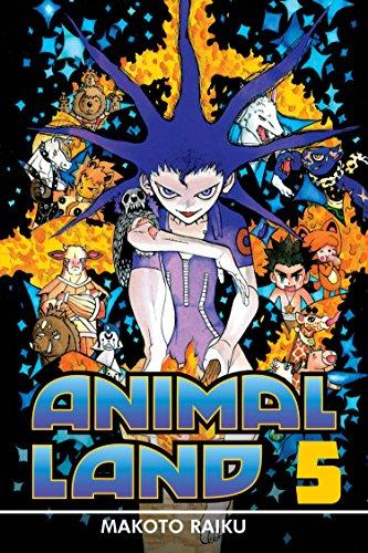 Animal Land, Volume 5 por Makoto Raiku