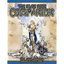 Blue Rose Companion by Chris Aylott (2013-10-23)