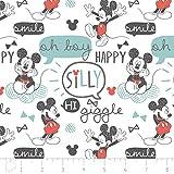 The Cotton Co Disney Lizenzprodukt Mickey Mouse Oh Boy