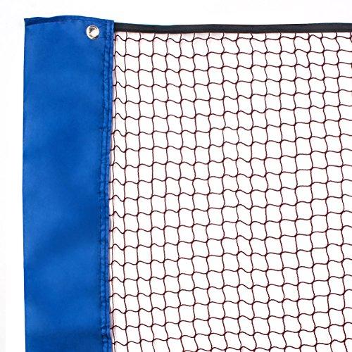 Senston Sports portable indoor Badmintonnetz, Außen Badminton-Netz.Length 420 cm
